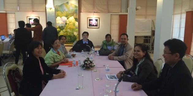 ประชุมคณะกรรมการจัดทำเกณฑ์ P4PP เขตสุขภาพที่9